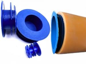 电力管道塑胶封堵头_MPP电力管管口密封管堵_批发价格