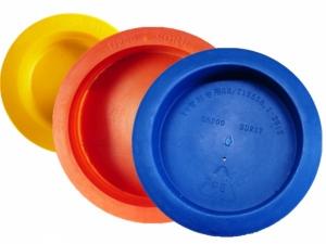 燃气管堵盖_PE燃气管材管口塑料堵盖_燃气管道管端密封防尘堵盖价格