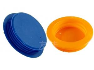 PE管专用塑料管帽生产厂家燃气管道防尘盖2015新标准SDR17